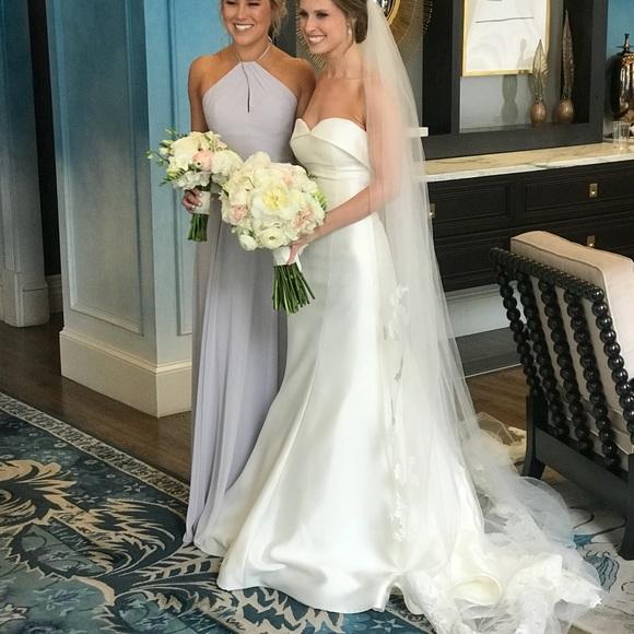 ad478dacfd8 Amsale Dresses   Skirts - Amsale Bridesmaid Dress   Bella Bridesmaid
